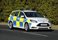 Ford Focus Police