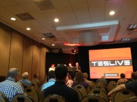 TESLIVE 3rd Session