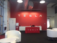 TESLA Welcome Centre