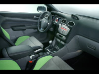 2009 Ford Focus RS - what the EV should look like inside!