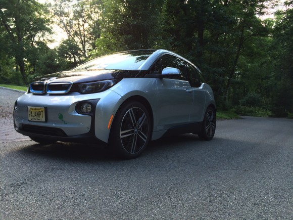 2014 BMW i3 Hill hold
