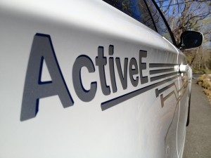 ActiveE Side Stickers