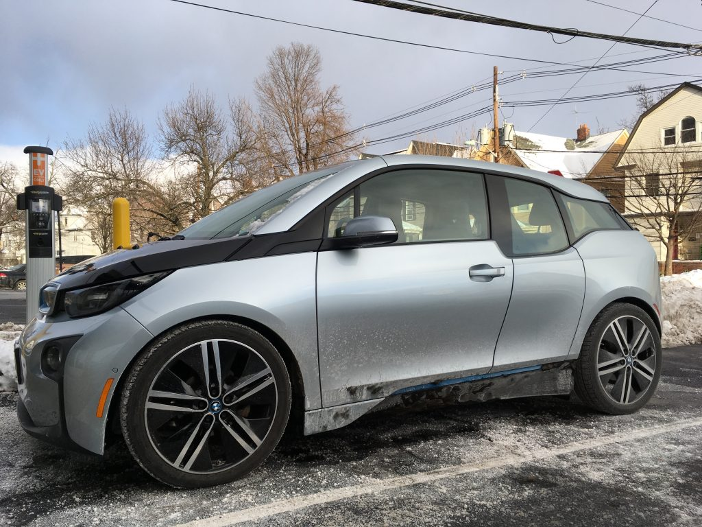 20,000 Miles on my BMW i3 and It's Cold Outside – ElectraGirl